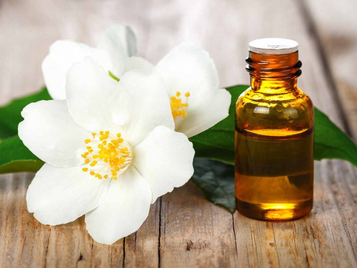 Best Face Oils for Glowing Skin - Jasmine Oil