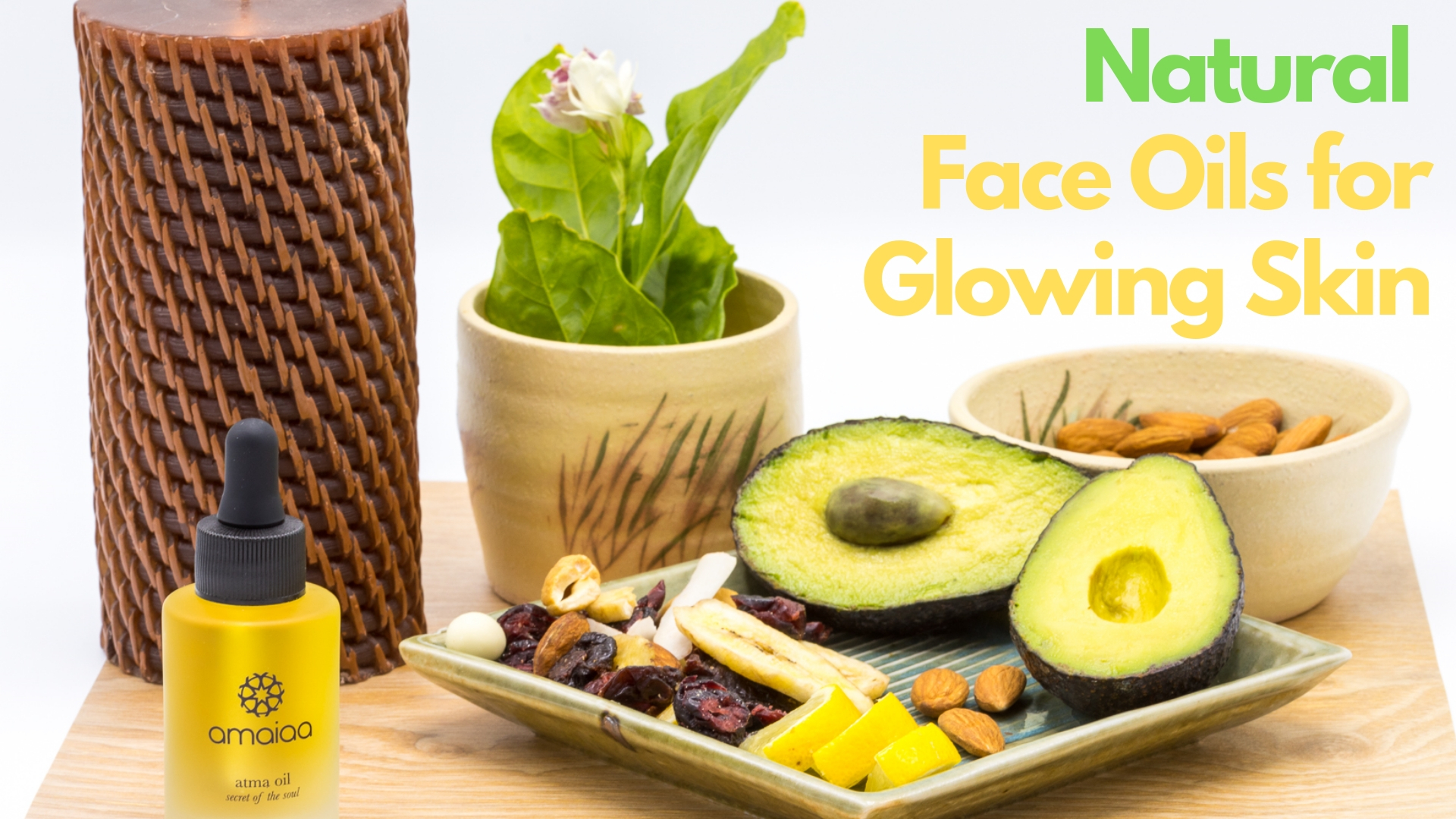 Best Natural Face Oils for Glowing Skin