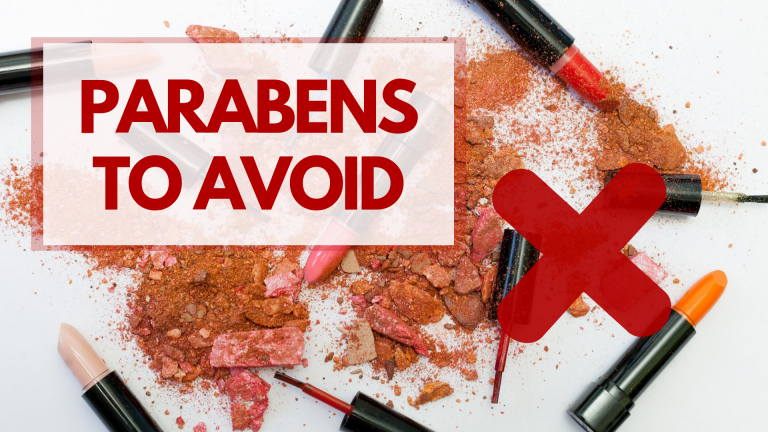 Parabens in Cosmetics to Avoid - Side Effects and Dangers